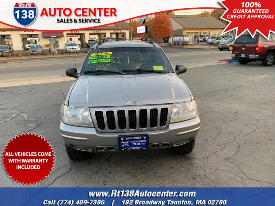 Used 2001 Jeep Grand Cherokee in Taunton, Massachusetts | Rt 138 Auto Center Inc . Taunton, Massachusetts