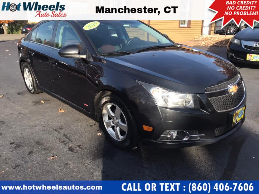 Used Chevrolet Cruze 4dr Sdn Auto 1LT 2014 | Hot Wheels Auto Sales LLC. Manchester, Connecticut