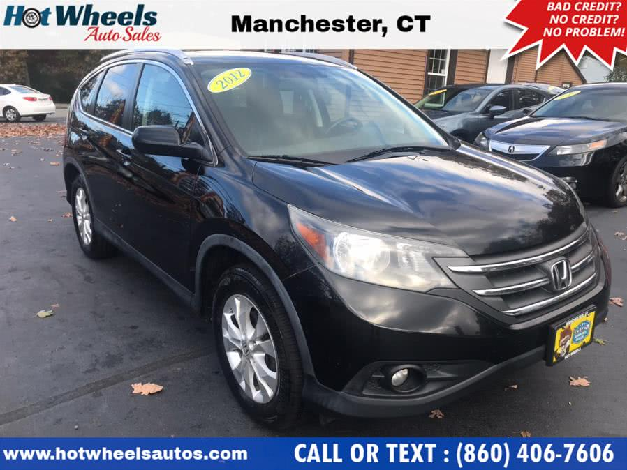 Used 2012 Honda CR-V in Manchester, Connecticut | Hot Wheels Auto Sales LLC. Manchester, Connecticut