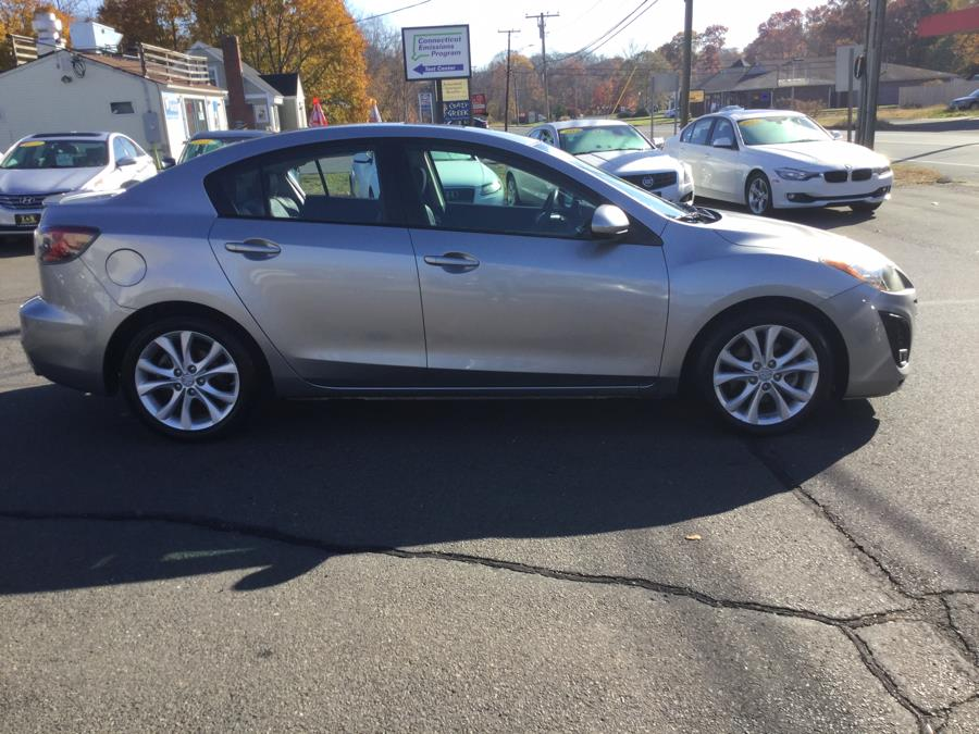 Used Mazda Mazda3 4dr Sdn Auto s Grand Touring 2011 | L&S Automotive LLC. Plantsville, Connecticut
