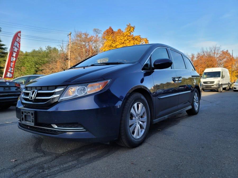 Used 2014 Honda Odyssey in Bristol, Connecticut | Dealmax Motors LLC. Bristol, Connecticut
