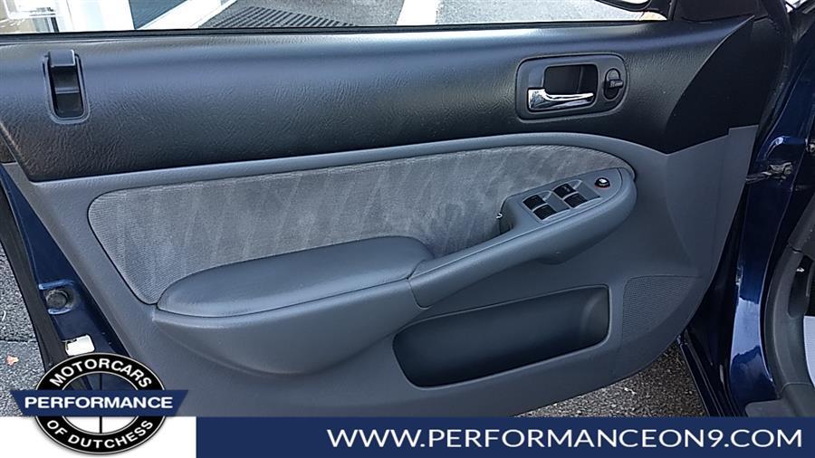 Used Honda Civic 4dr Sdn LX Auto 2004 | Performance Motorcars Inc. Wappingers Falls, New York