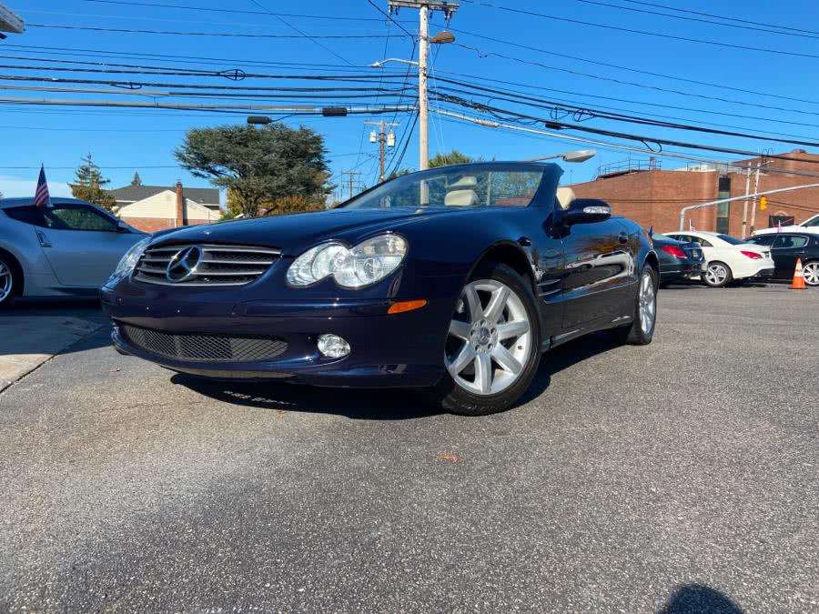 Used 2003 Mercedes-Benz SL-Class in Plainview , New York | Ace Motor Sports Inc. Plainview , New York