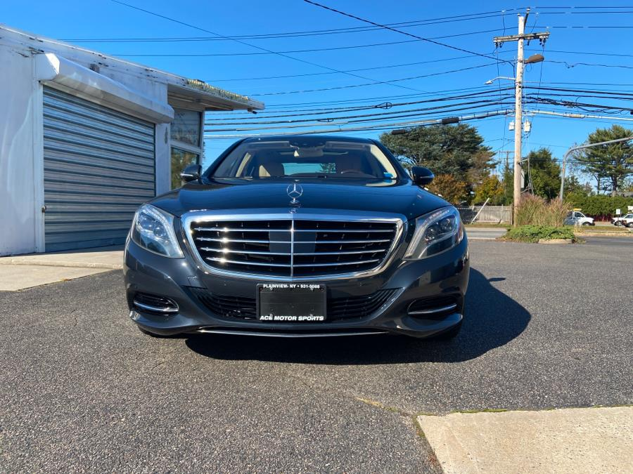 Used Mercedes-Benz S-Class 4dr Sdn S 550 4MATIC 2014 | Ace Motor Sports Inc. Plainview , New York