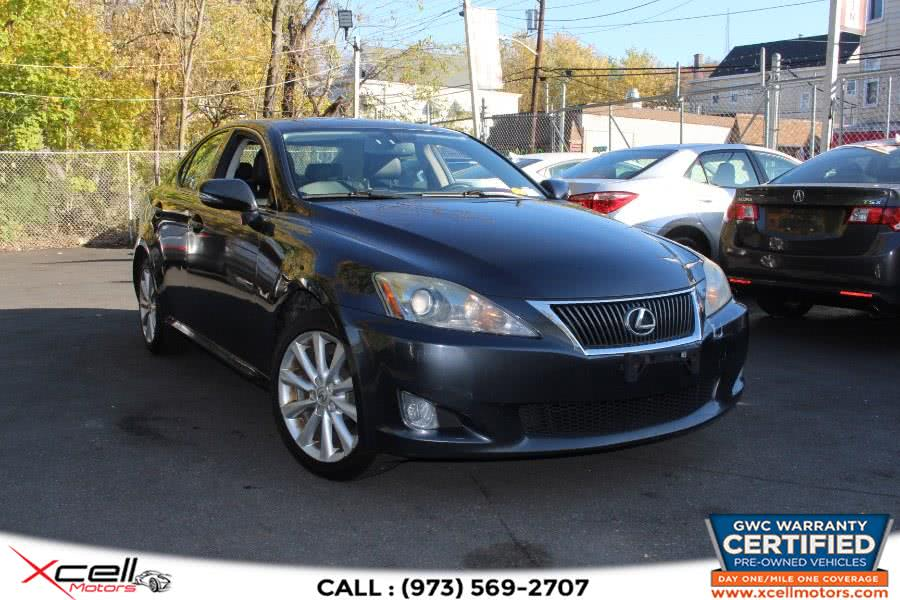 Used 2010 Lexus IS 250 in Paterson, New Jersey | Xcell Motors LLC. Paterson, New Jersey