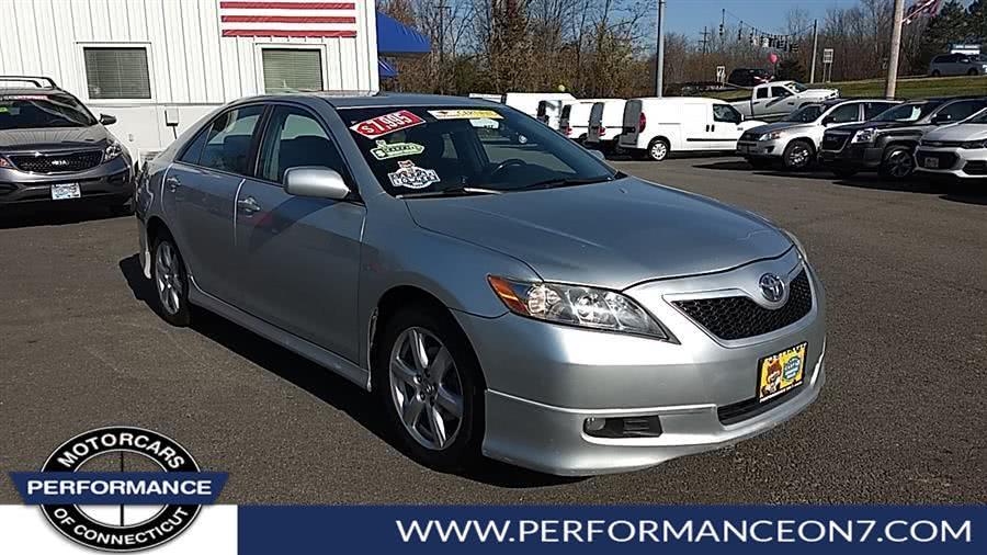 Used Toyota Camry 4dr Sdn I4 Auto CE (Natl) 2007 | Performance Motor Cars. Wilton, Connecticut