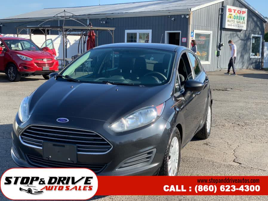 Used 2015 Ford Fiesta in East Windsor, Connecticut | Stop & Drive Auto Sales. East Windsor, Connecticut