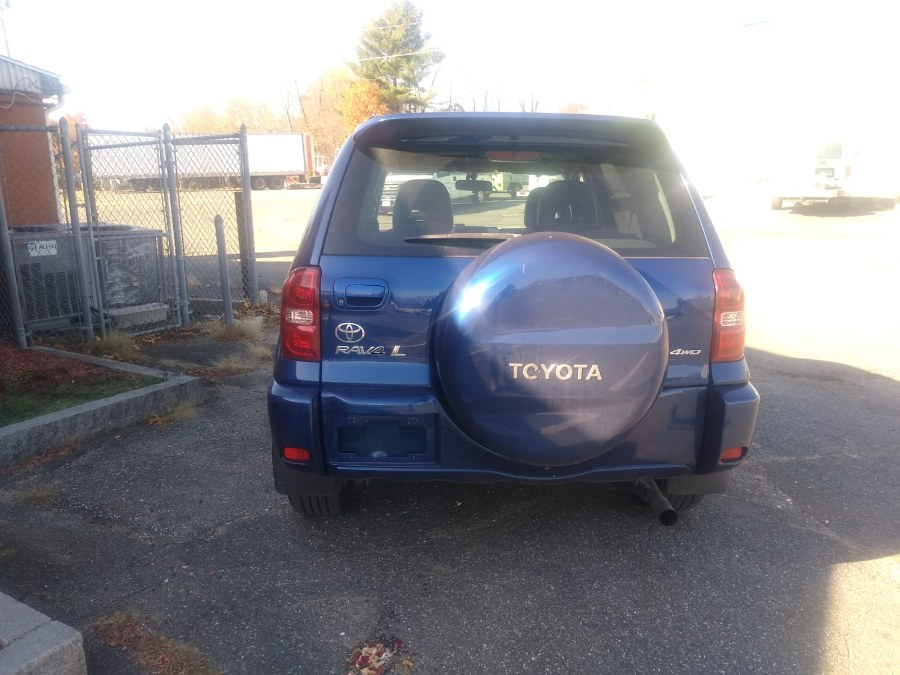 Used Toyota RAV4 4dr Auto 4WD 2004 | Payless Auto Sale. South Hadley, Massachusetts