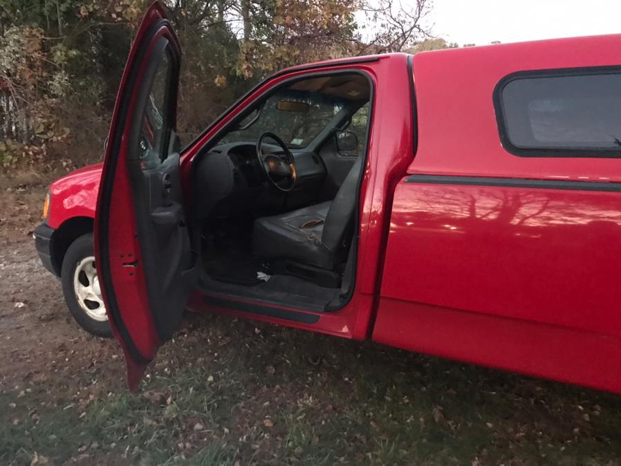 "Used Ford F-150 Reg Cab 139"" XLT 2001   Elite Auto Brokers LLC. Norwich, Connecticut"