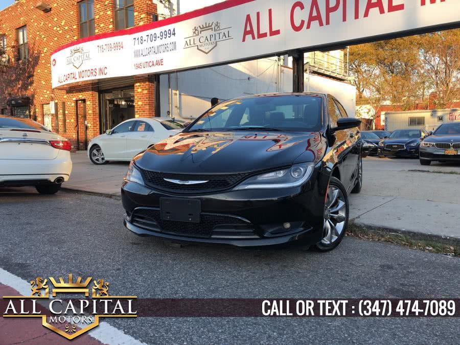 Used 2015 Chrysler 200 in Brooklyn, New York | All Capital Motors. Brooklyn, New York