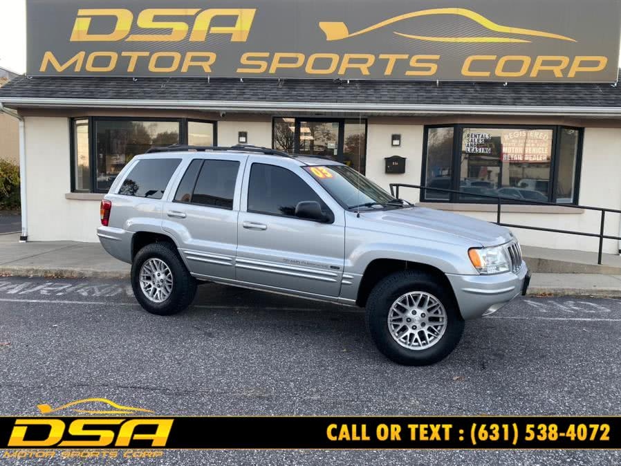 Used 2003 Jeep Grand Cherokee in Commack, New York | DSA Motor Sports Corp. Commack, New York