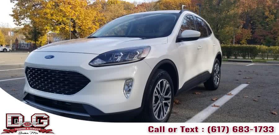 Used Ford Escape SEL AWD 2020 | D&G Auto. Allston,, Massachusetts