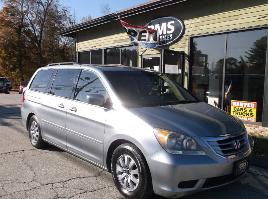 Used 2008 Honda Odyssey in Brooklyn, Connecticut | Brooklyn Motor Sports Inc. Brooklyn, Connecticut