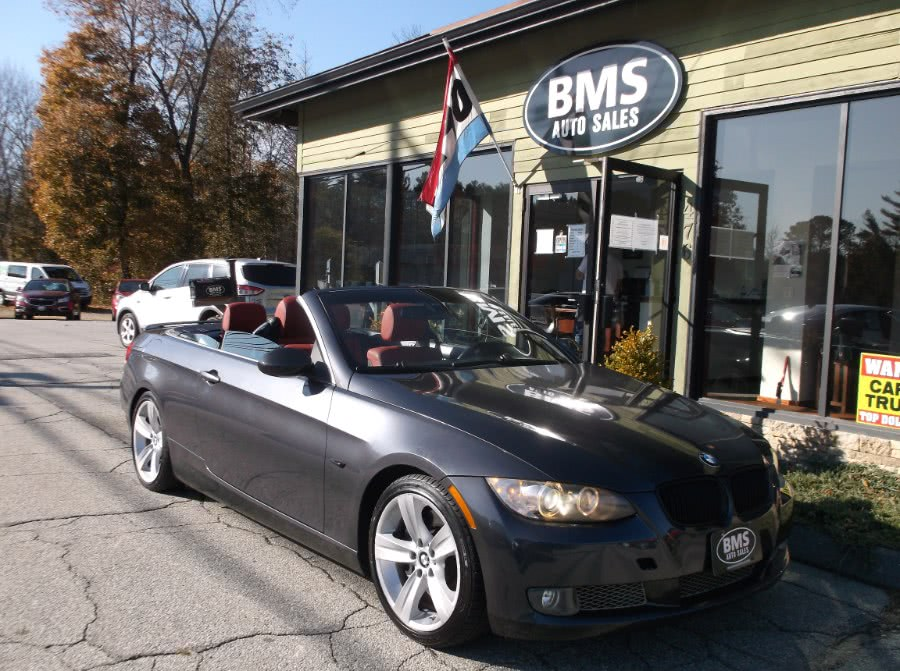Used 2008 BMW 3 Series in Brooklyn, Connecticut | Brooklyn Motor Sports Inc. Brooklyn, Connecticut