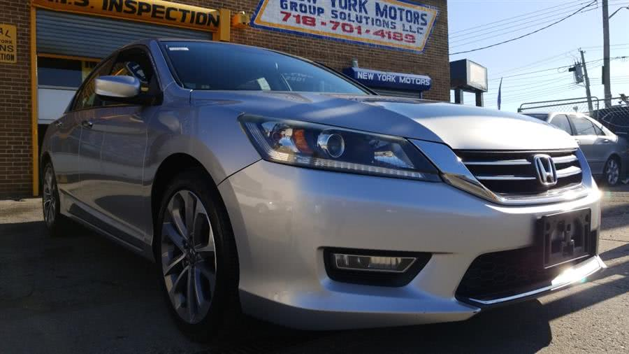 Used 2013 Honda Accord Sdn in Bronx, New York | New York Motors Group Solutions LLC. Bronx, New York