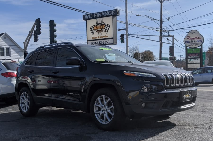 Used 2016 Jeep Cherokee in Worcester, Massachusetts | Rally Motor Sports. Worcester, Massachusetts