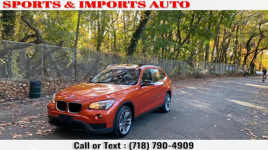 Used 2013 BMW X1 in Brooklyn, New York | Sports & Imports Auto Inc. Brooklyn, New York