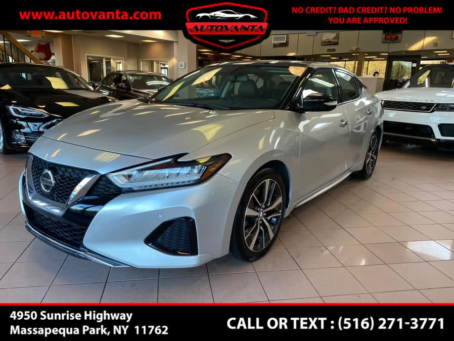 Used 2019 Nissan Maxima in Massapequa Park, New York | Autovanta. Massapequa Park, New York