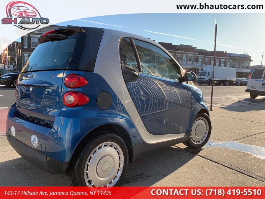 Used Smart fortwo 2dr Cpe Pure 2009 | BH Auto. Jamaica Queens, New York