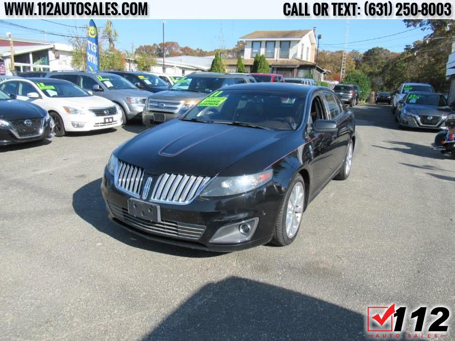 Used Lincoln MKS 4dr Sdn 3.5L AWD w/EcoBoost 2011 | 112 Auto Sales. Patchogue, New York