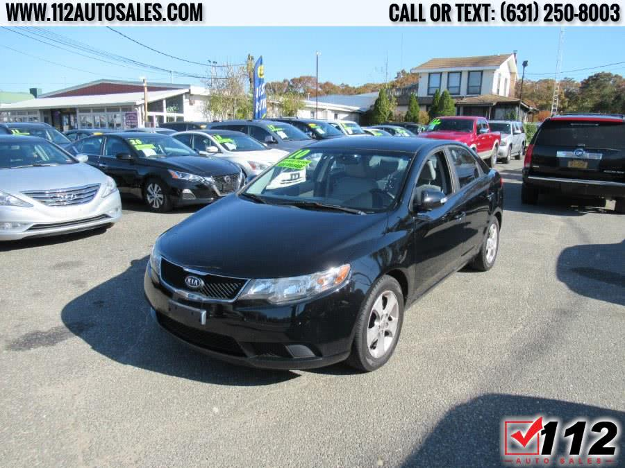 Used Kia Forte 4dr Sdn Auto EX 2010 | 112 Auto Sales. Patchogue, New York