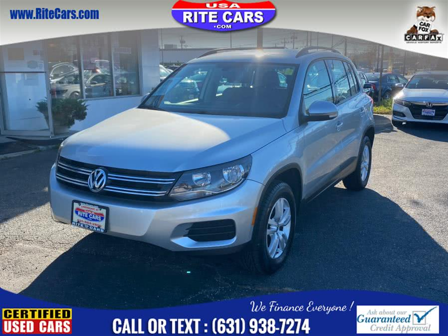 Used 2017 Volkswagen Tiguan in Lindenhurst, New York | Rite Cars, Inc. Lindenhurst, New York