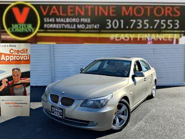 Used 2008 BMW 5 Series in Forestville, Maryland | Valentine Motor Company. Forestville, Maryland
