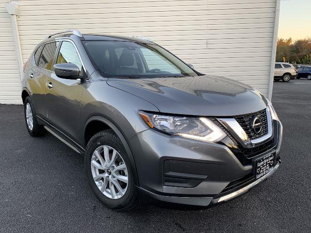 Used Nissan Rogue SV 2019 | Valentine Motor Company. Forestville, Maryland
