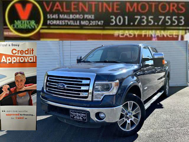 Used 2014 Ford F-150 in Forestville, Maryland | Valentine Motor Company. Forestville, Maryland