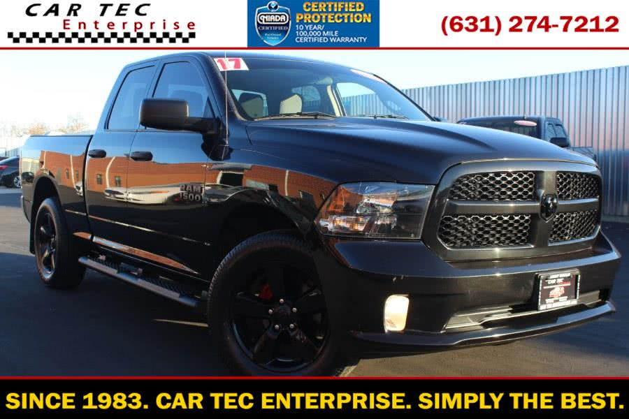 Used 2017 Ram 1500 in Deer Park, New York | Car Tec Enterprise Leasing & Sales LLC. Deer Park, New York