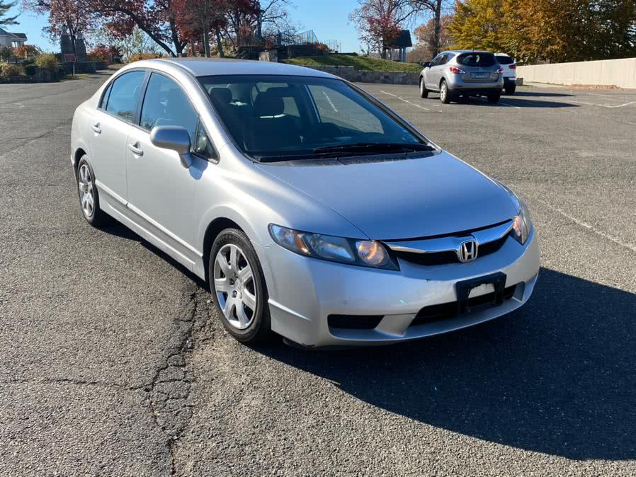 Used 2010 Honda Civic Sdn in Bridgeport, Connecticut | CT Auto. Bridgeport, Connecticut