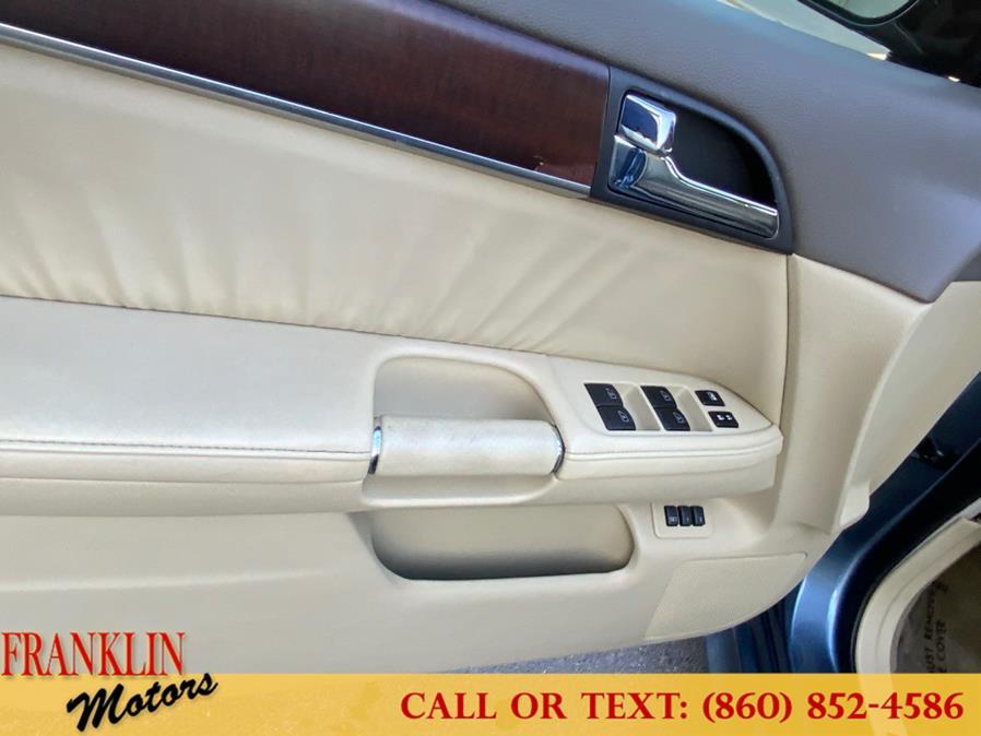 Used Infiniti M45 4dr Sdn AWD 2008   Franklin Motors Auto Sales LLC. Hartford, Connecticut