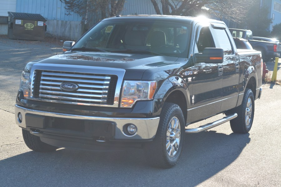 "Used Ford F-150 4WD SuperCrew 145"" XLT 2012 