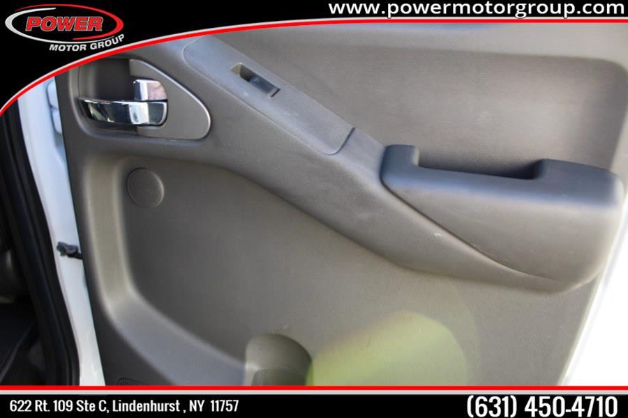 Used Nissan Frontier Crew Cab 4x4 PRO-4X Auto 2017 | Power Motor Group. Lindenhurst , New York