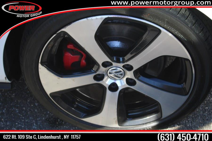 Used Volkswagen Golf GTI 4dr HB DSG Autobahn w/Performance Pkg 2016 | Power Motor Group. Lindenhurst , New York