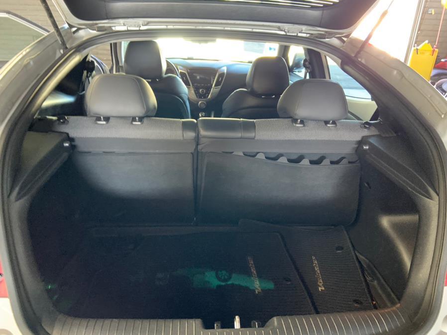 Used Hyundai Veloster 3dr Cpe Man w/Black Int 2012   U Save Auto Auction. Garden Grove, California