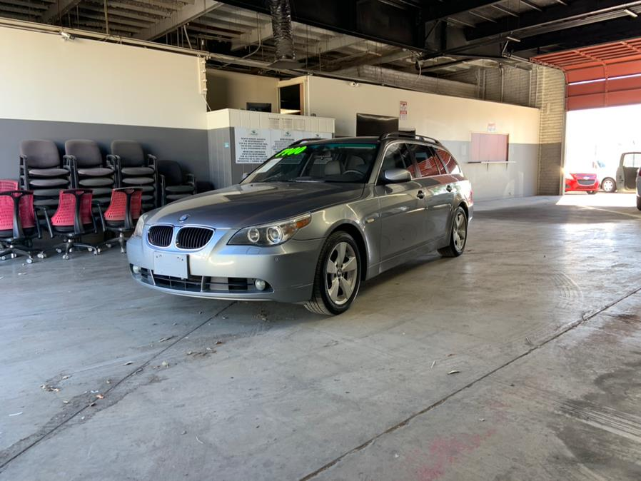 Used BMW 5 Series 530xi 4dr Sports Wgn AWD 2006 | U Save Auto Auction. Garden Grove, California