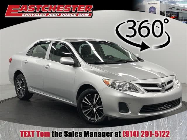 2012 Toyota Corolla LE, available for sale in Bronx, NY