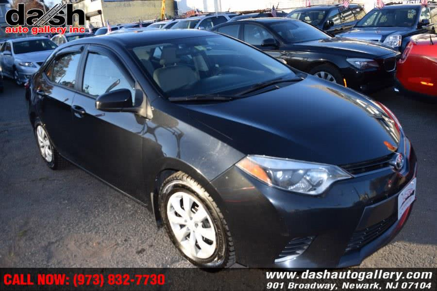 Used Toyota Corolla 4dr Sdn Auto L (Natl) 2015 | Dash Auto Gallery Inc.. Newark, New Jersey