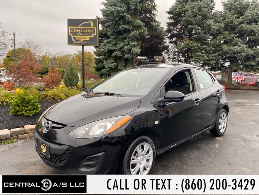 Used 2012 Mazda Mazda2 in East Windsor, Connecticut | Central A/S LLC. East Windsor, Connecticut