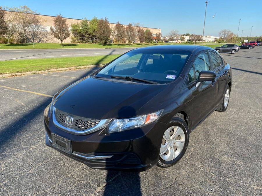Used Honda Civic Sedan 4dr CVT LX 2014   Drive Auto Sales. Bayshore, New York