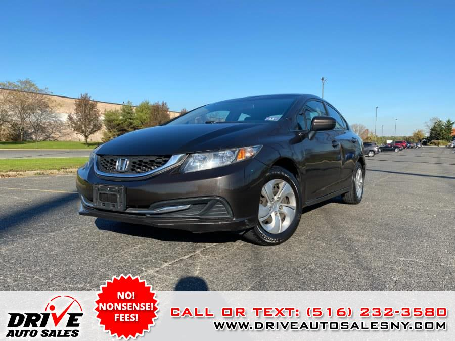 Used 2014 Honda Civic Sedan in Bayshore, New York | Drive Auto Sales. Bayshore, New York