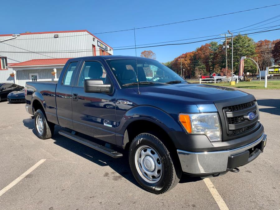 "Used Ford F-150 4WD SuperCab 145"" XL 2013 