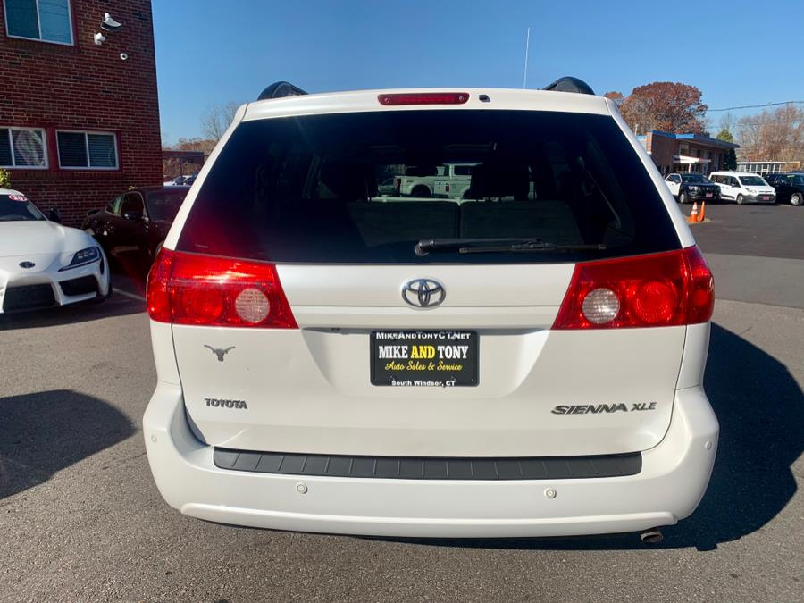 Used Toyota Sienna 5dr 7-Pass Van XLE Ltd FWD (Natl) 2010 | Mike And Tony Auto Sales, Inc. South Windsor, Connecticut