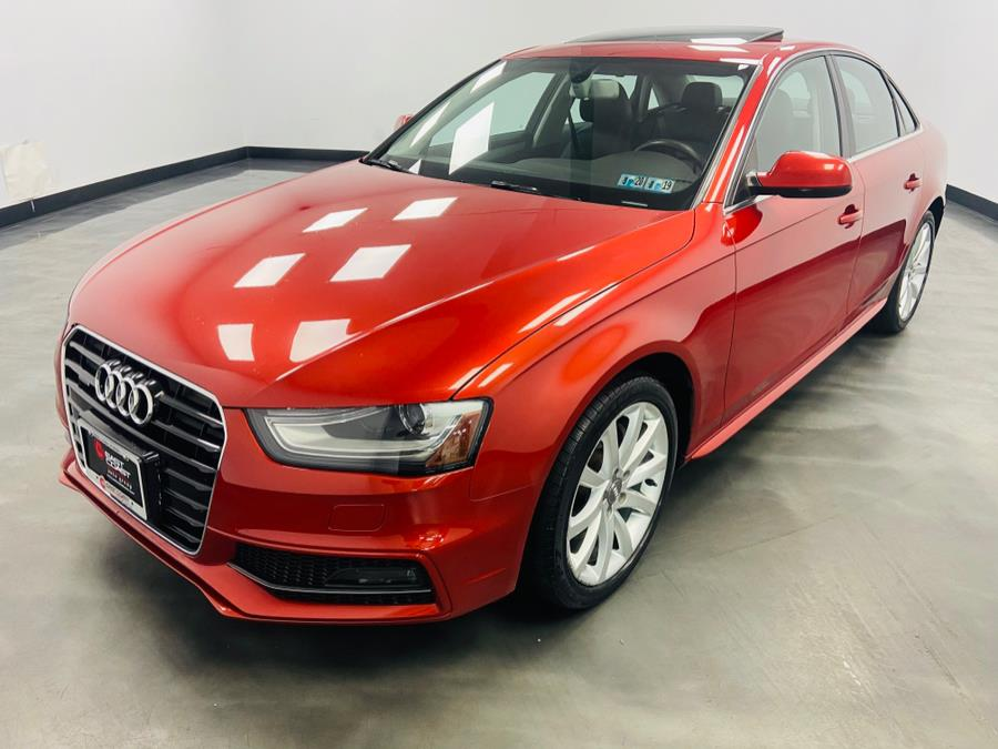 Used Audi A4 4dr Sdn Auto quattro 2.0T Premium 2014 | East Coast Auto Group. Linden, New Jersey