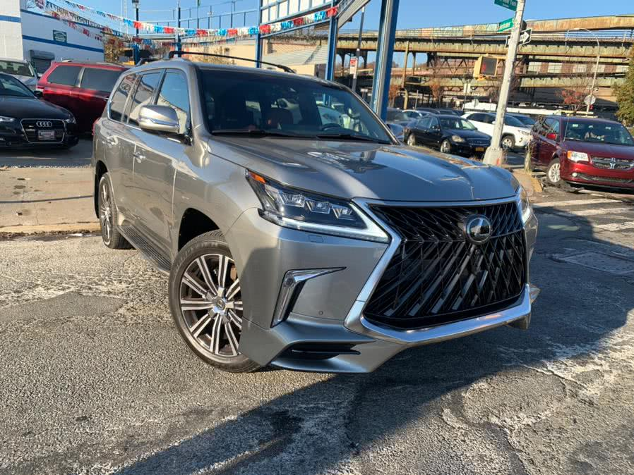 Used 2020 Lexus LX in Brooklyn, New York | Brooklyn Auto Mall LLC. Brooklyn, New York