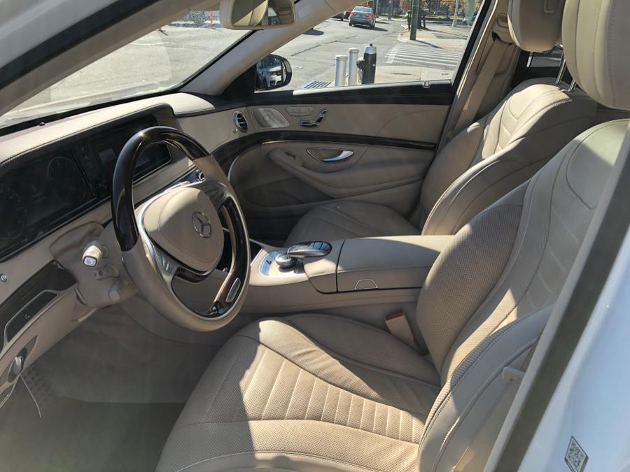 Used Mercedes-Benz S-Class S 550 4MATIC Sedan 2017 | NYC Automart Inc. Brooklyn, New York