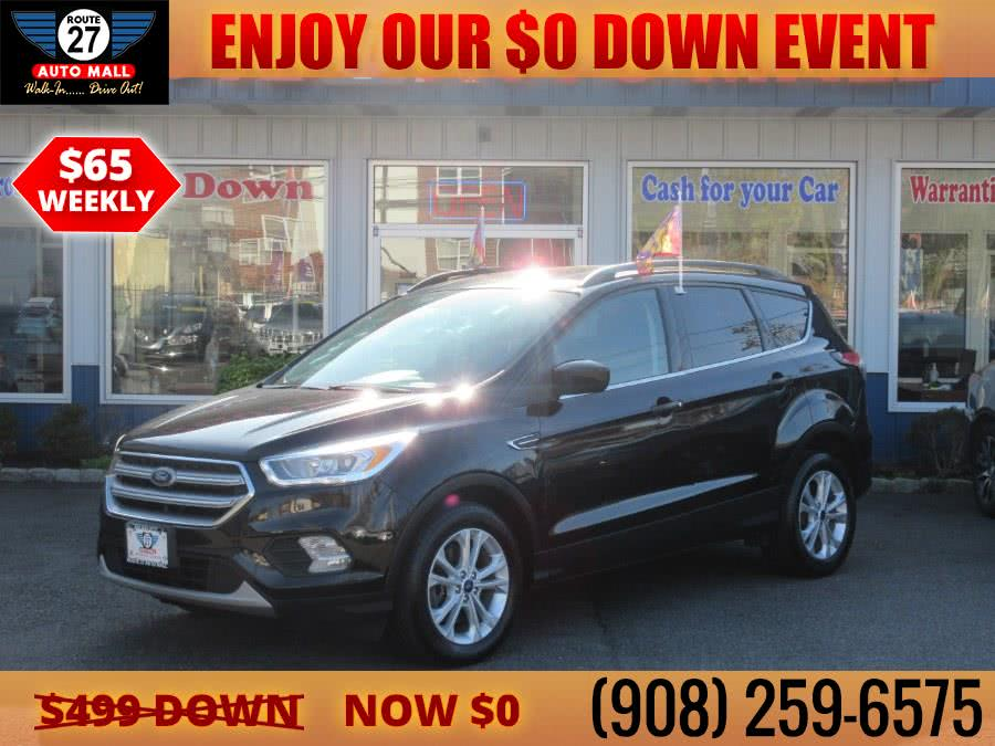 Used 2017 Ford Escape in Linden, New Jersey | Route 27 Auto Mall. Linden, New Jersey