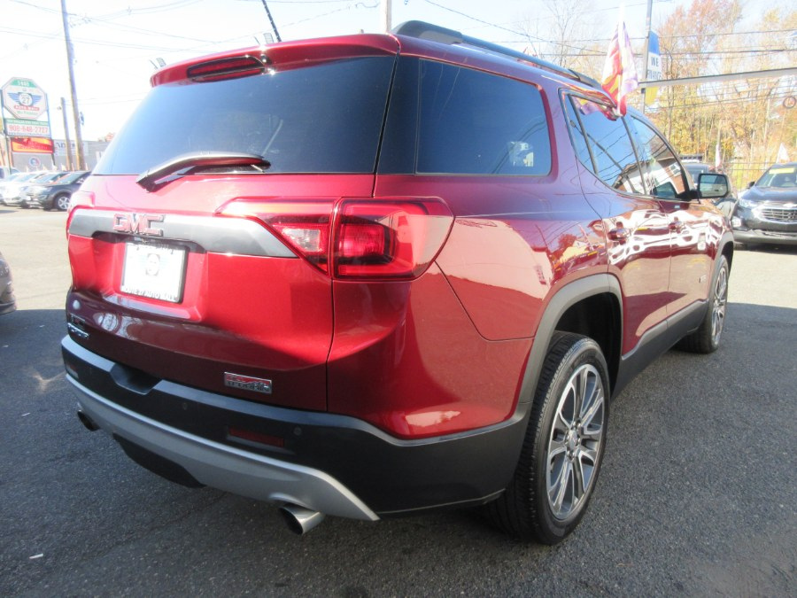 Used GMC Acadia AWD 4dr SLT w/SLT-1 2017 | Route 27 Auto Mall. Linden, New Jersey