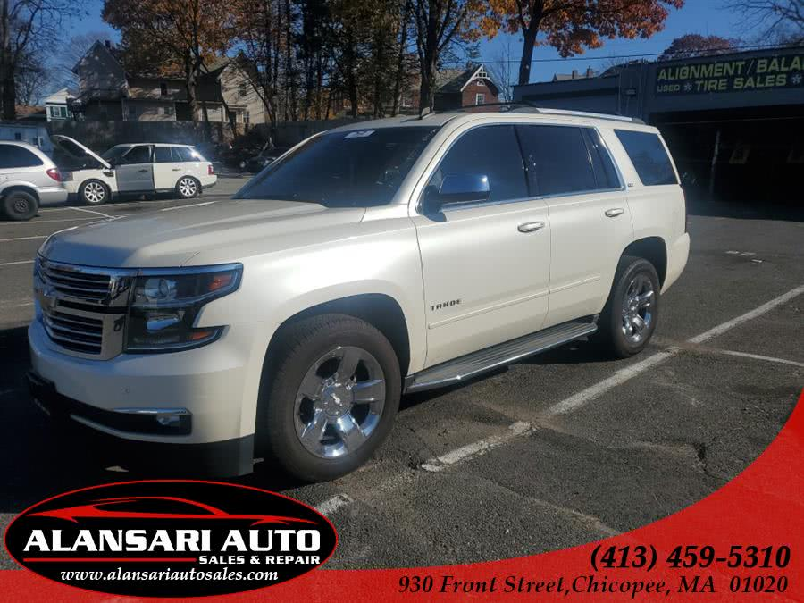 Used 2016 Chevrolet Tahoe in Chicopee, Massachusetts | AlAnsari Auto Sales & Repair . Chicopee, Massachusetts